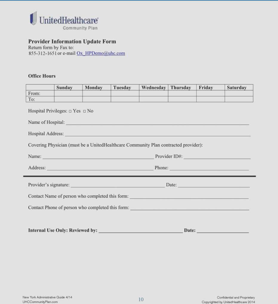 Medical Claim Form Cigna Nal Printable Cms United Healthcare with Med Card Template