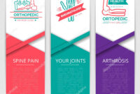 Medical Diagnostic Clinic Banner Template Design — Stock regarding Medical Banner Template