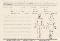 Medical Documents 1920S – Google Search | Cthulhu, Whispers for Blank Autopsy Report Template