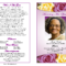 Memorial Service Programs Sample | Choose From A Variety Of Regarding Remembrance Cards Template Free