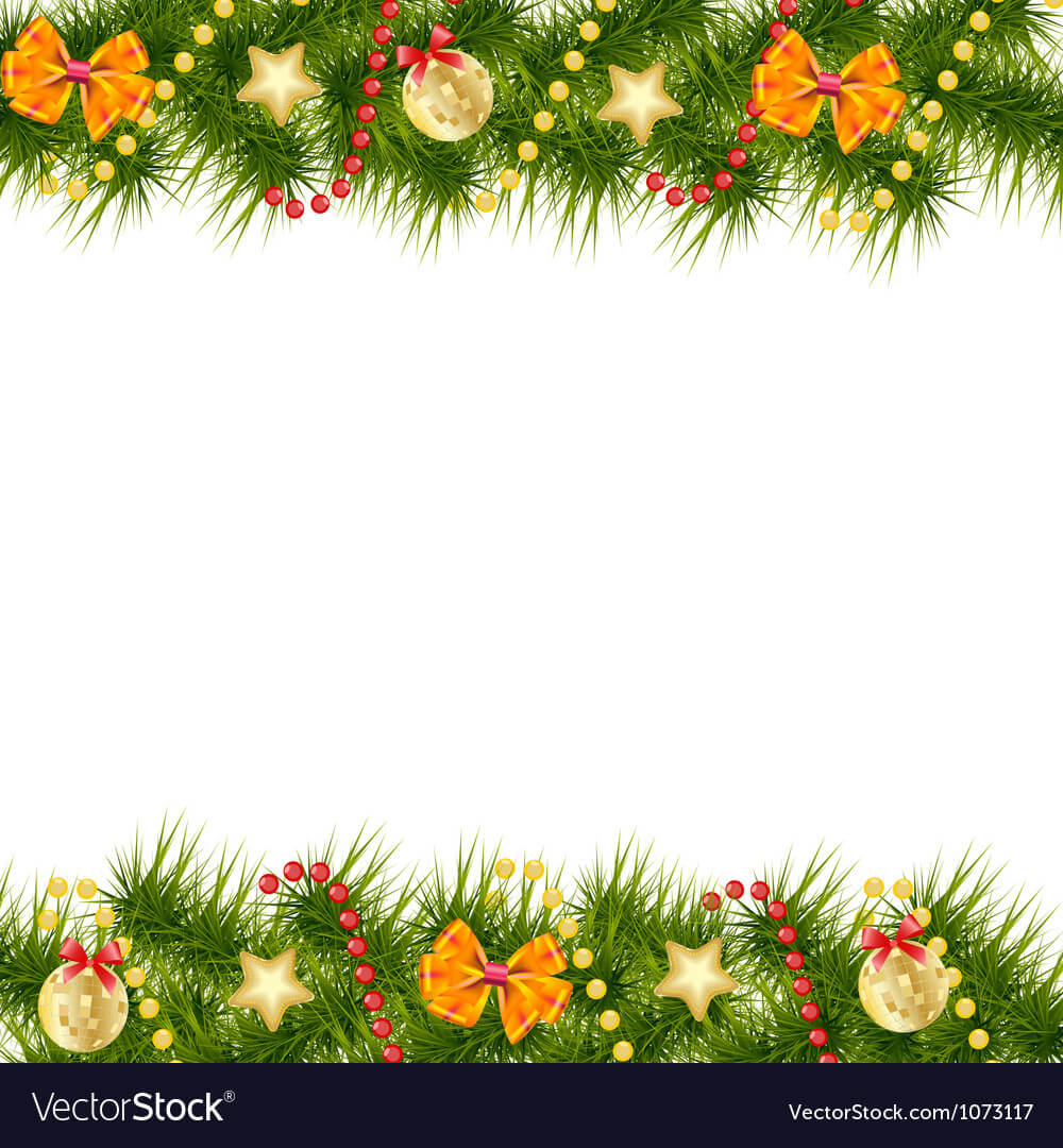 Merry Christmas Card Template inside Happy Holidays Card Template