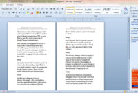 Microsoft Word Book Templates Free Download – Magdalene regarding How To Create A Book Template In Word