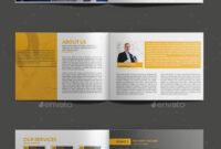 Minimal Engineering Brochure   Brochure Templates   Brochure pertaining to Engineering Brochure Templates