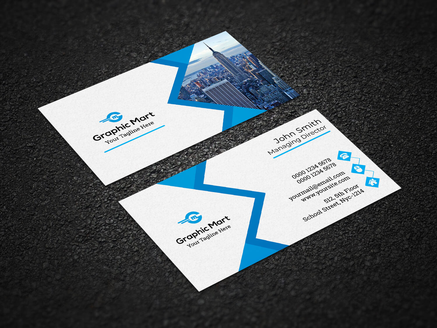 Minimalist Business Cardprottoy Khandokar On Dribbble intended for Qr Code Business Card Template