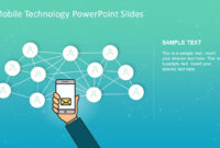Mobile Technology Powerpoint Slides for Powerpoint Templates For Communication Presentation