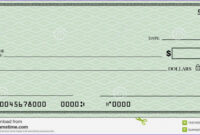 Mock Cheque Template Download – Yupar.magdalene-Project with Blank Cheque Template Uk