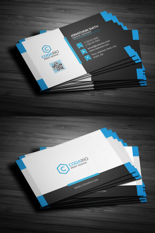 Modern Creative Business Card Template Psd   Business Card Throughout Create Business Card Template Photoshop