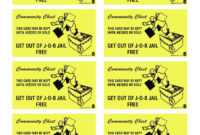 Monopoly Get Out Of Jail Free Card Template.parole For The regarding Get Out Of Jail Free Card Template