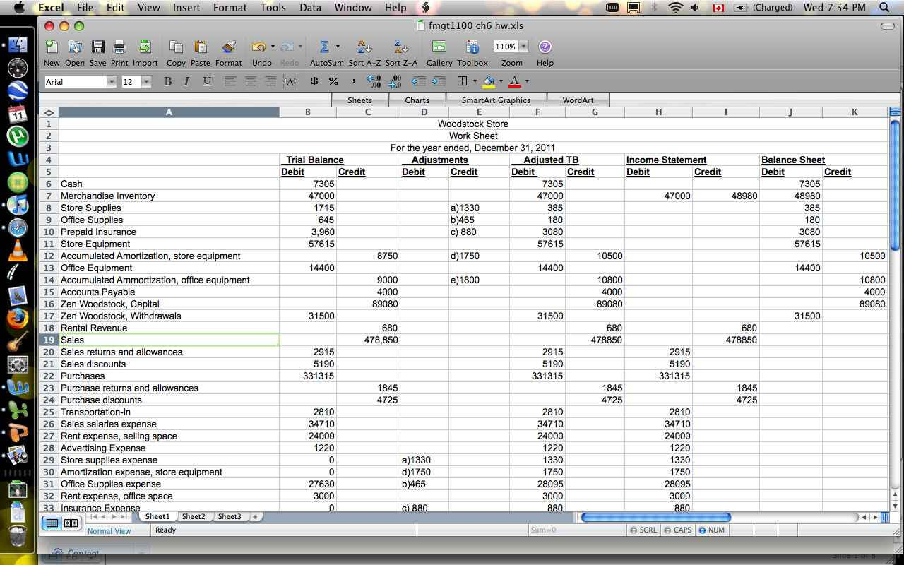 Monthly Income Statement Template Excel Free Spreadsheet within Excel Financial Report Templates