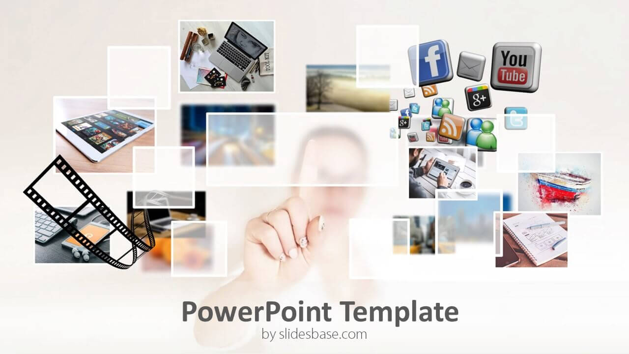 Multimedia Powerpoint Template With Regard To Multimedia Powerpoint Templates