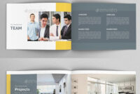 Multipurpose Brochure / Catalogue Template This Is 12 Page with 12 Page Brochure Template