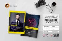 Multipurpose Magazine #ad , #affiliate, #quot#word regarding Magazine Ad Template Word