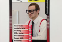 My Top Trump Cv/business Card | Design | Top Trumps, Off intended for Top Trump Card Template