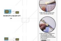Nano-Sim Cutting Guide – Nice Free Printable with Sim Card Cutter Template