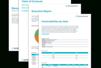 Nessus Scan Report – Sc Report Template | Tenable® inside Nessus Report Templates