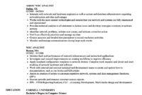 Noc Analyst Resume Samples | Velvet Jobs regarding Noc Report Template