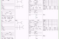 Nursing Shift Report Template New Gallery Nurse Sheet inside Med Surg Report Sheet Templates