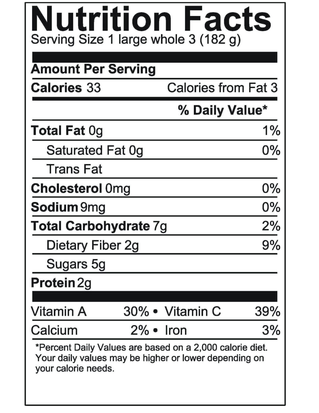 Nutrition Facts Template Word – Wovensheet.co for Nutrition Label Template Word