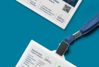 Office Id Card Design Psd | Psdfreebies Pertaining To Id Card Design Template Psd Free Download