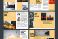 Online Brochure Maker For Students Brochure Maker Google with Student Brochure Template