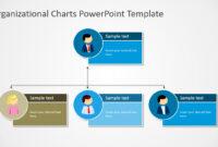 Organizational Charts Powerpoint Template throughout Microsoft Powerpoint Org Chart Template