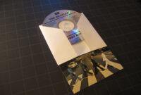 Origami: Sleeve For Cd / Dvd And Liner Notes | Cd Covers with regard to Cd Liner Notes Template Word