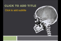 Orthopedics Powerpoint Template – Free Download with Radiology Powerpoint Template