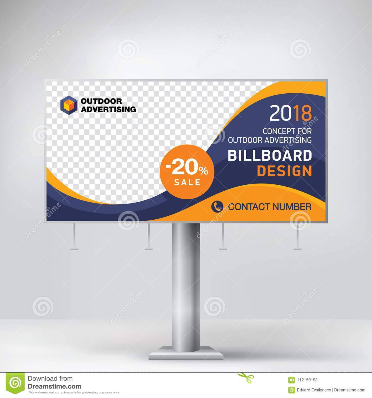 Outdoor Banner Design Templates