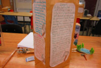 Paper Bag Characterization | Runde's Room intended for Paper Bag Book Report Template
