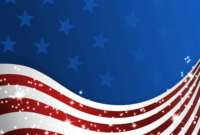 Patriotic Background – Powerpoint Backgrounds For Free in Patriotic Powerpoint Template