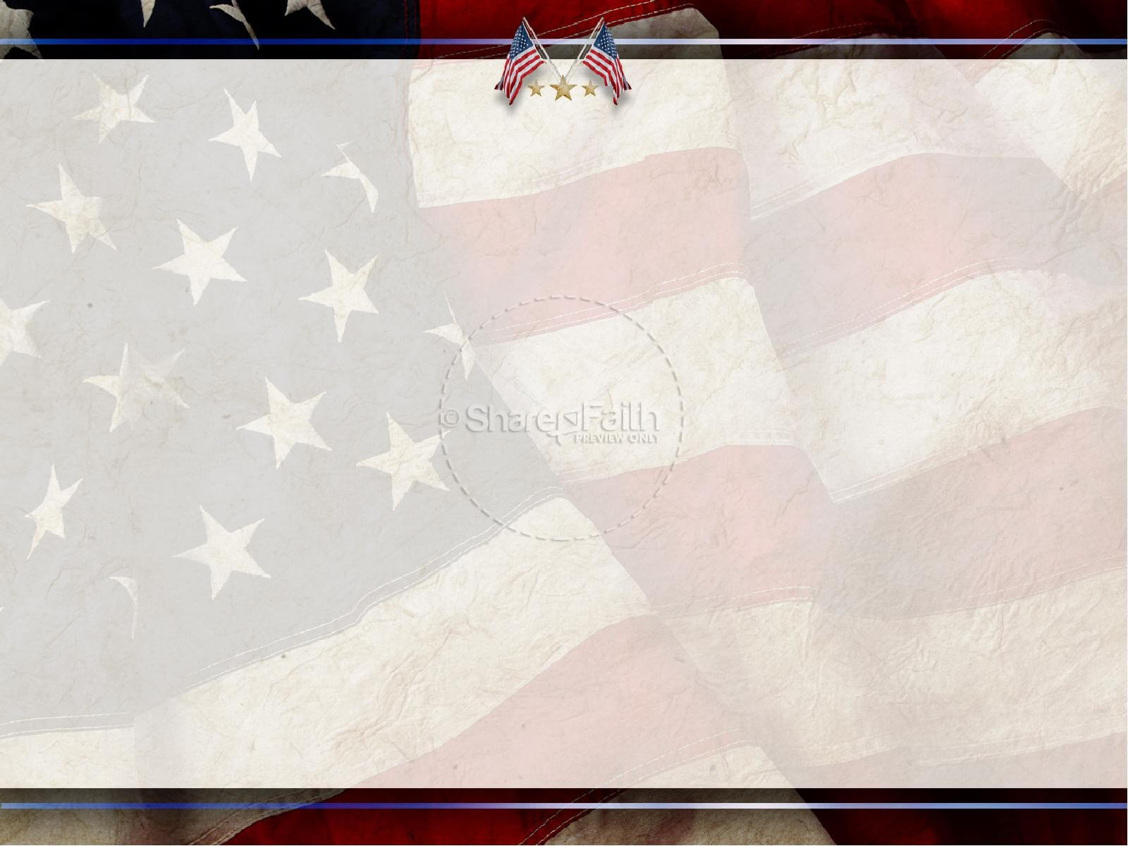Patriotic Powerpoint Templates Free Powerpoint Backgrounds In Patriotic Powerpoint Template
