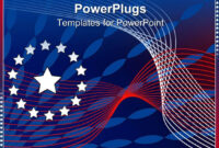 Patriotic Powerpoint Templates W/ Patriotic-Themed Backgrounds inside Patriotic Powerpoint Template