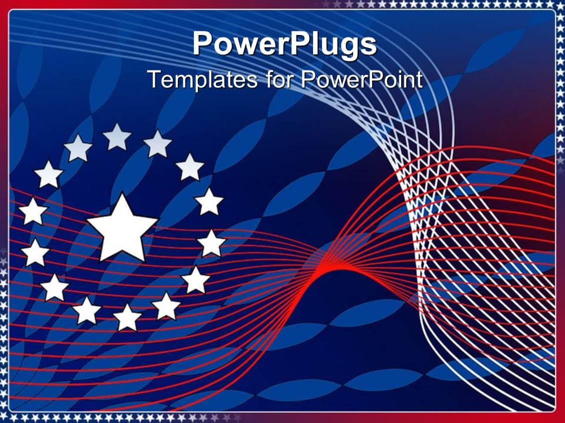 Patriotic Powerpoint Templates W/ Patriotic-Themed Backgrounds inside Patriotic Powerpoint Template