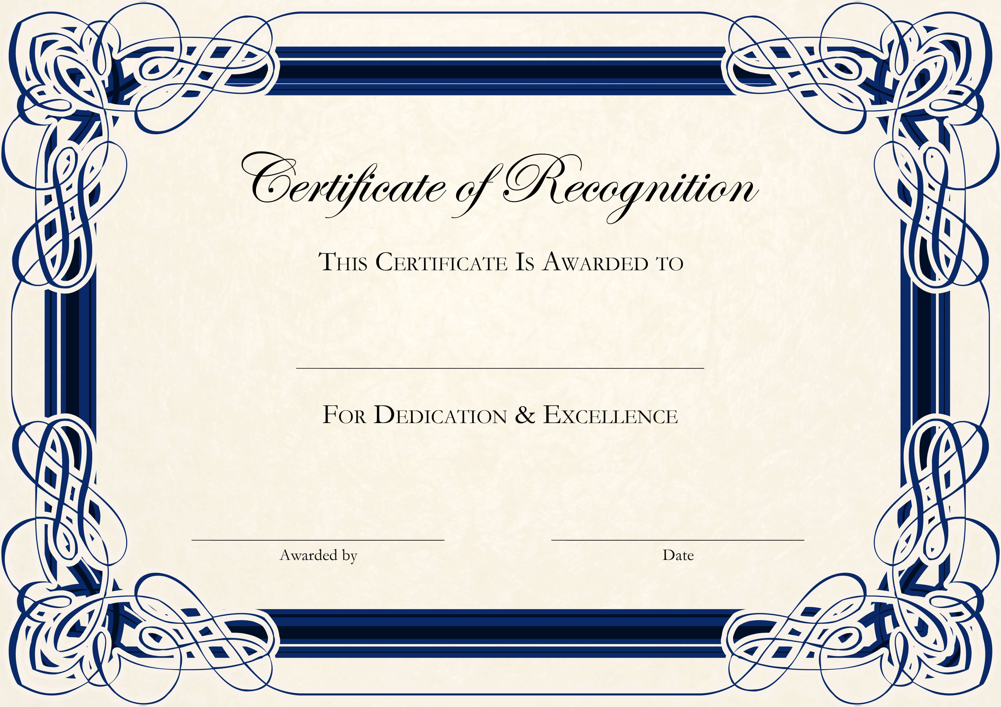 Pdf Award Authority Certificate Template Throughout Certificate Authority Templates