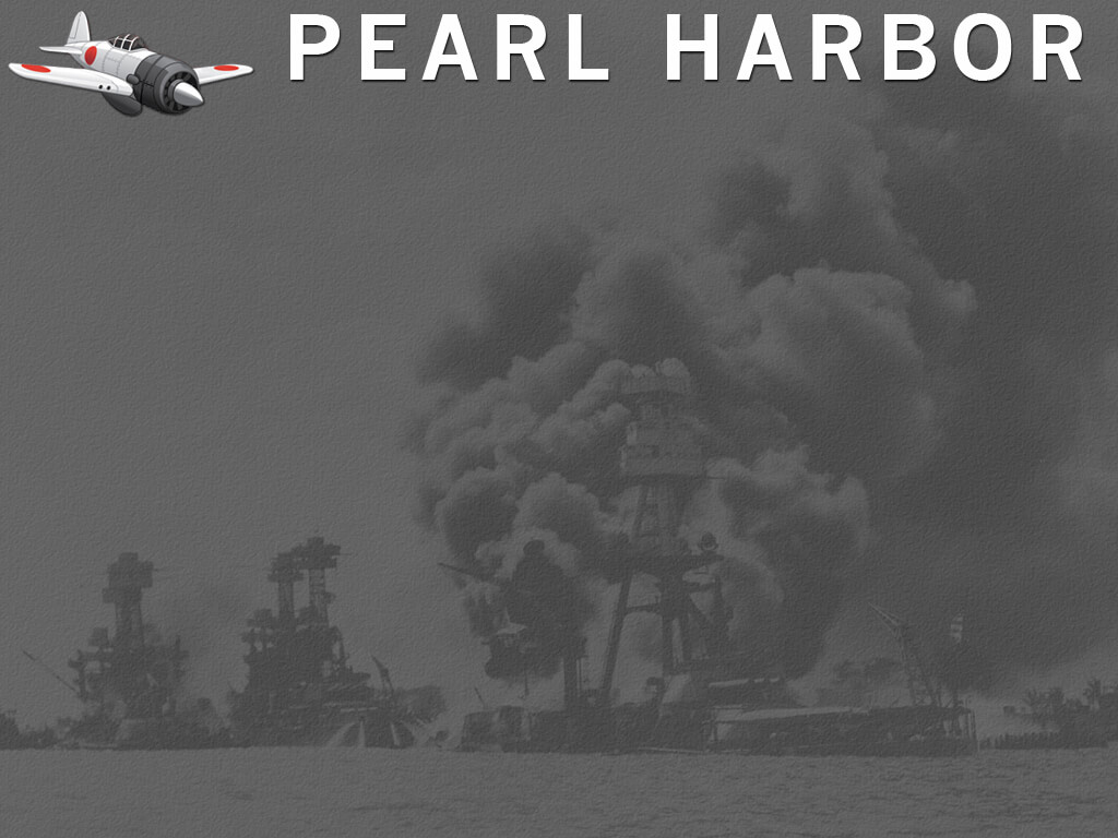 Pearl Harbor Powerpoint Template | Adobe Education Exchange Intended For World War 2 Powerpoint Template