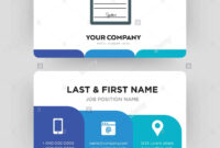 Personal Details, Business Card Design Template, Visiting throughout Personal Identification Card Template