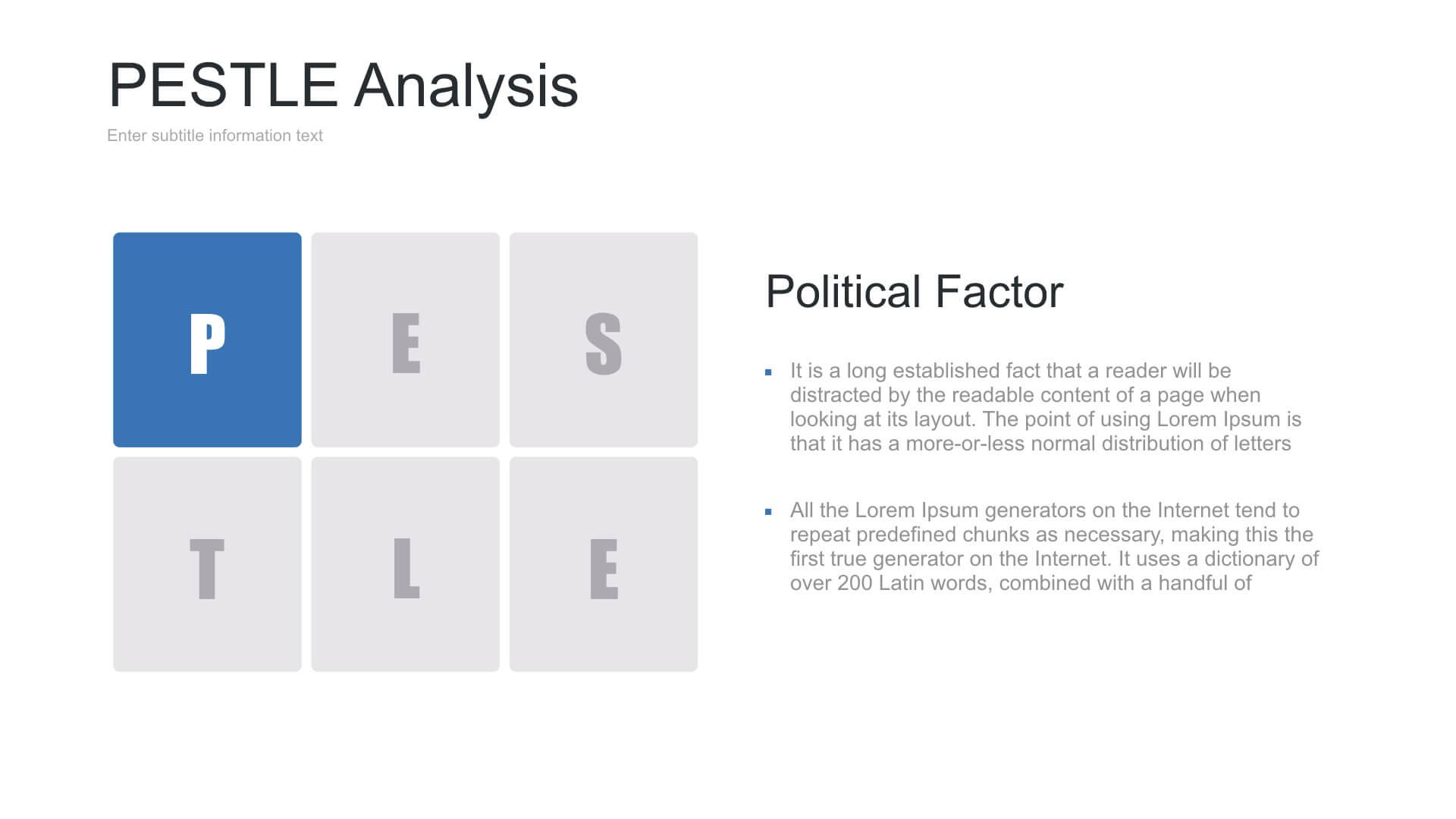 Pest, Pestel, Pestle Analysis Keynote Template Inside Pestel Analysis Template Word
