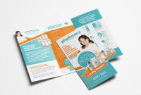 Pharmacy Tri-Fold Brochure Template – Psd, Ai & Vector for Pharmacy Brochure Template Free
