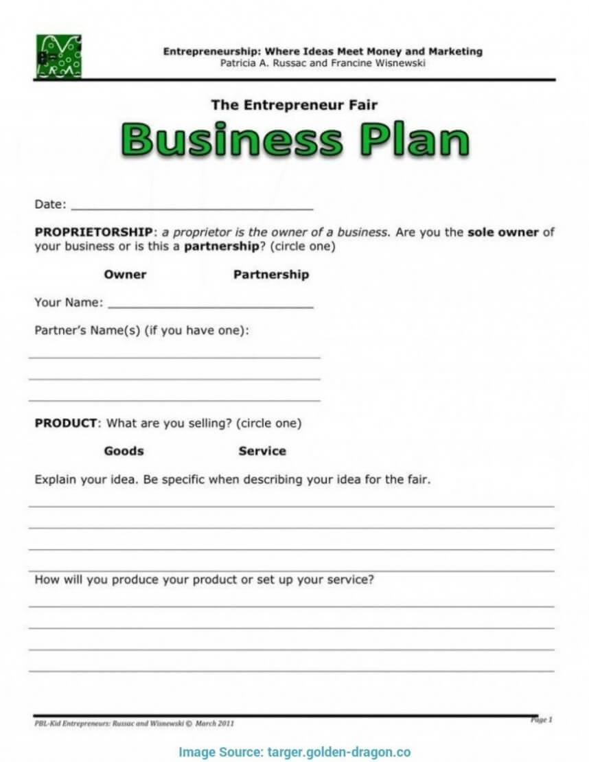 Phenomenal Free Business Plan Template Word Ideas Doc Uk with Business Plan Template Free Word Document