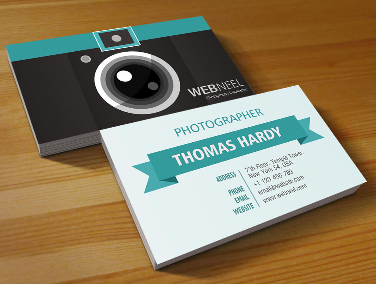 Photography Business Card Design Template 39 - Freedownload Inside Photography Business Card Templates Free Download