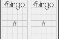 Pictures Blank Bingo Cards Pdf, – Easy Worksheet Ideas for Blank Bingo Template Pdf