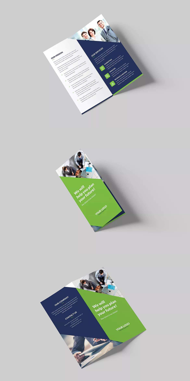 Pin On Bi+Tri+Quad Fold Brochures pertaining to Quad Fold Brochure Template