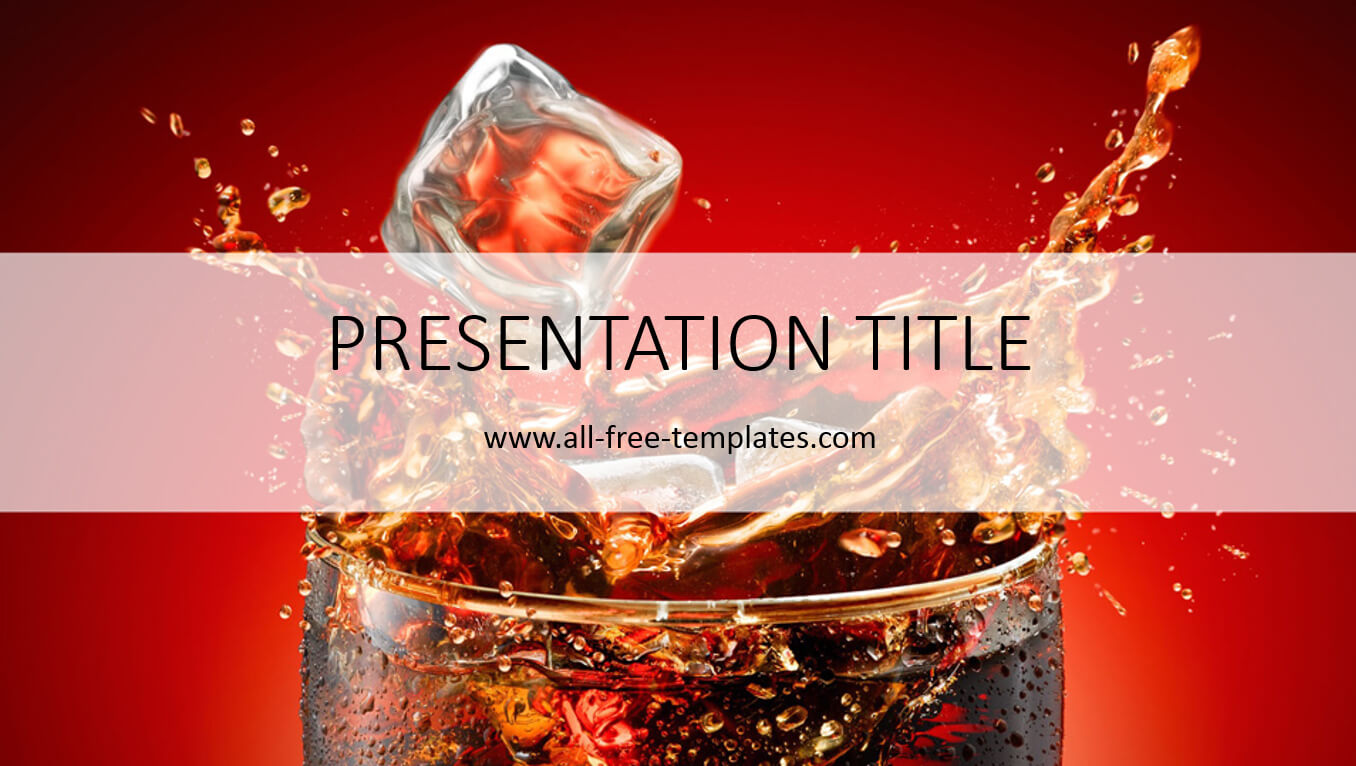 Pin On Coca Cola In Coca Cola Powerpoint Template