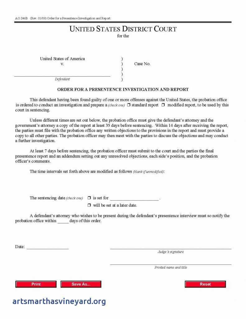 Pin On Documents intended for Presentence Investigation Report Template