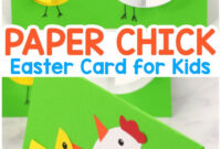 Pin On Easy Peasy And Fun throughout Easter Chick Card Template