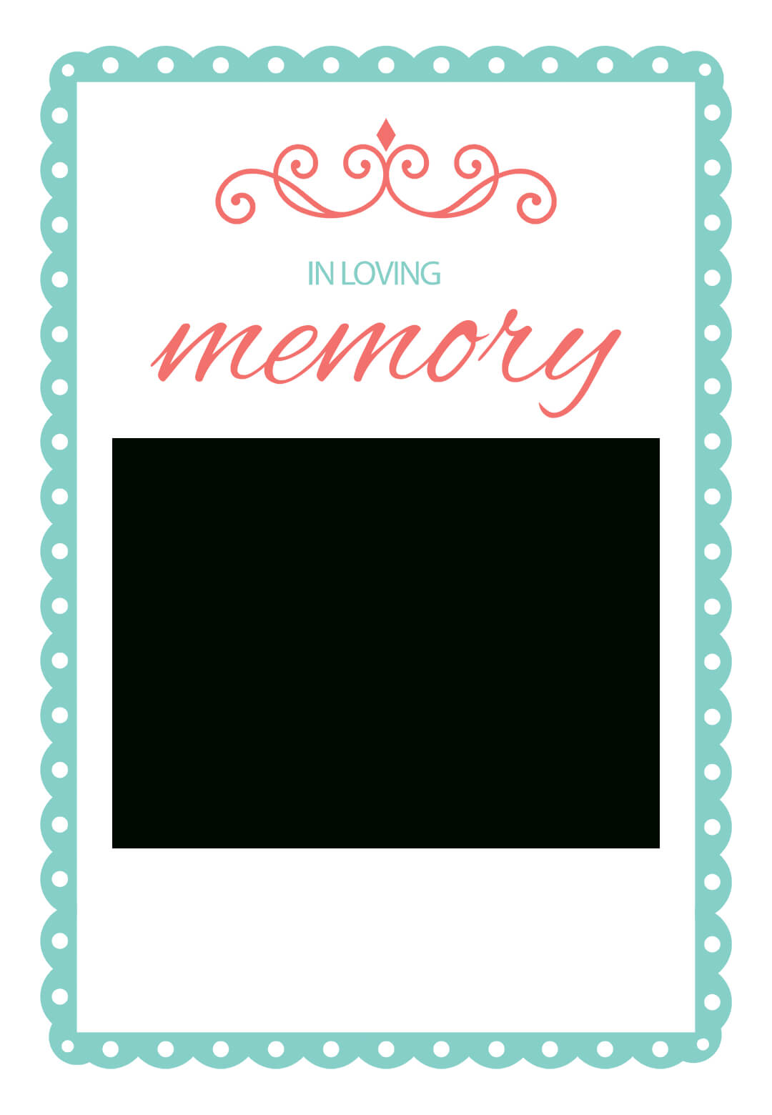 """Pin On Laverne """"Vernie"""" Imislund Colt Throughout Remembrance Cards Template Free"""