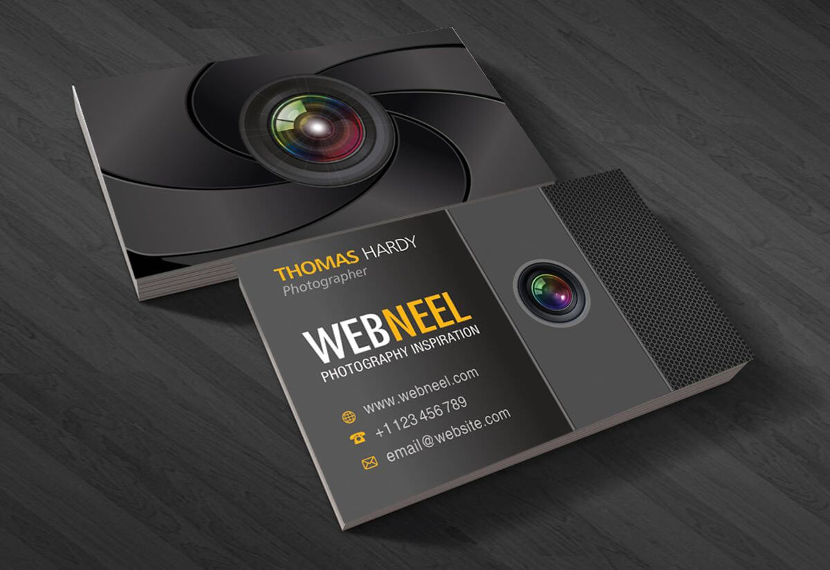 Pin On Tarjetas With Photography Business Card Templates Free Download