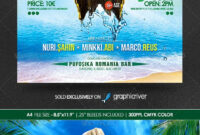 Pinawesome Graphic Design On Flyer Templates | Flyer for Island Brochure Template