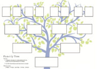 Pinbarb Egbert On Trees On Quilts | Free Family Tree inside Family Genogram Template Word