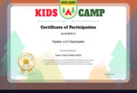 Pinramachandran R On Yoga | Certificate Of Participation inside Basketball Camp Certificate Template